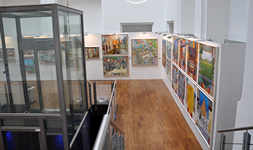 Mobile Ausstellungen