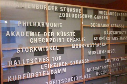Designausstellung Berlin
