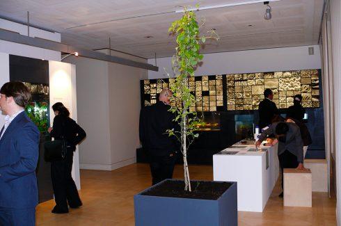 Architekturausstellung MLH
