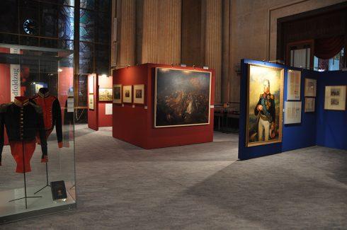 Kunstausstellung Russische Botschaft