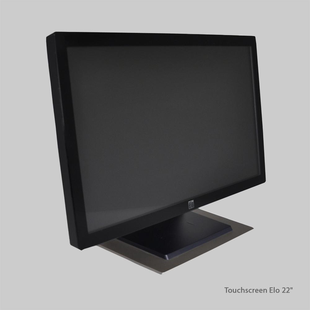 Medientechnik Touchscreen Elo