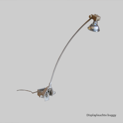 Technik, Material: Beleuchtung Displayleuchte Buggy