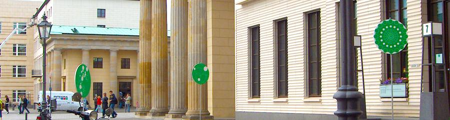 Ausstellungstechnik Banner