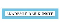 Referenzen Akademie der Künste Logo