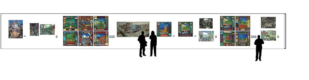 Grafik, Designentwurf Banner